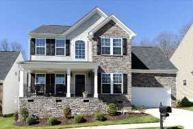 Gilead Ridge Homes in Huntersville NC